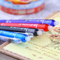 Hot Sales plastic erasable ballpoint pen