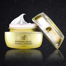 Face dark spot cream promotes skin blood circulation ideal face whitening cream