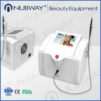 Laser equipment for pigmentation and spider veins removal machine