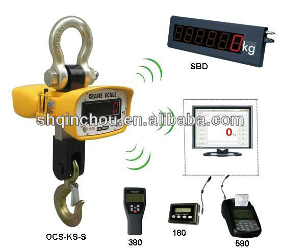 weighing pads,digital crane scale,wireless scale,portable truck scale