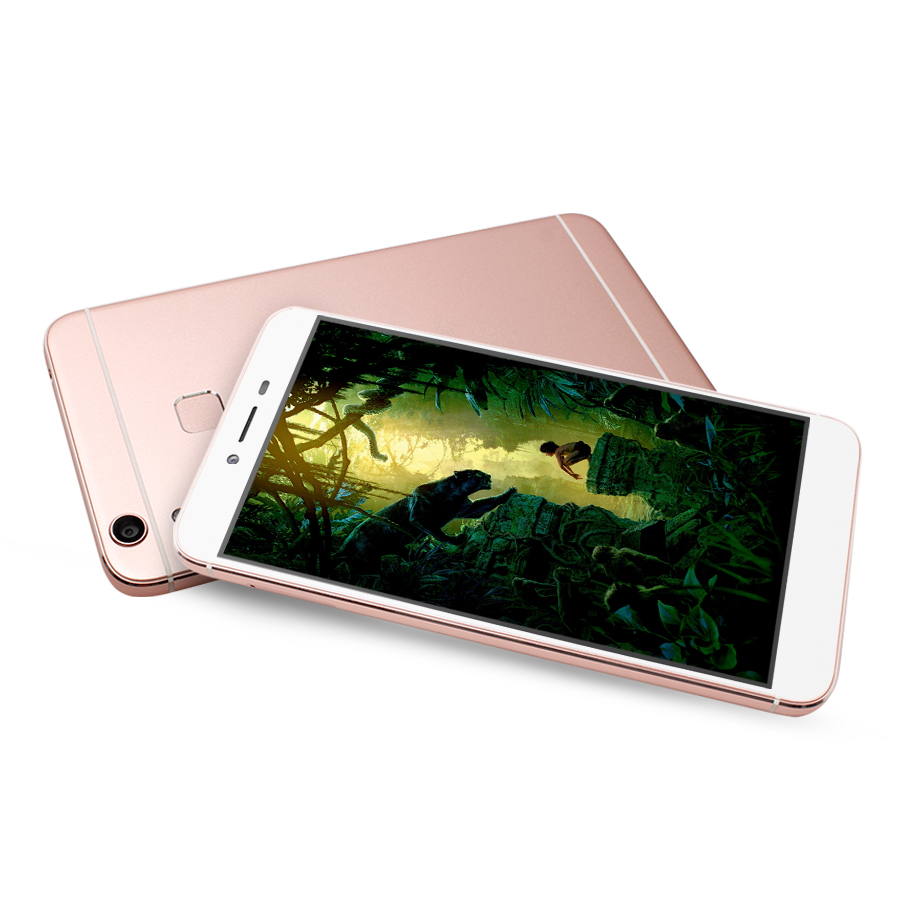 4inch RAM 2GB ROM 32GB FHD Metal Case Fingerprint Quad Core 4G Ultralight LTE Smart Phone