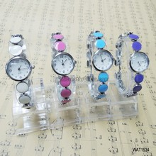 Mix colors IN STOCK ladies bangle watch