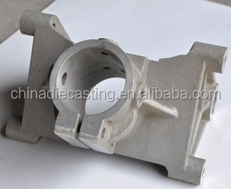 2014 new design China shandong adc12 a360 a380 aluminum die casting mold auto cast parts foundry