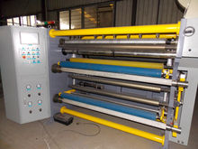 Automatic Plastic Film Roll Slitter, PP Roll Rewinder, PET Film Slitting Machinery