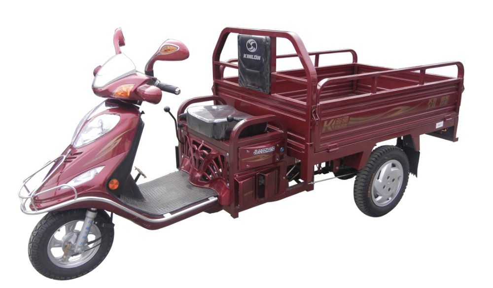 Loncin cheap 110cc /150cc adult diesel cargo tricycle/three wheel motorcycle