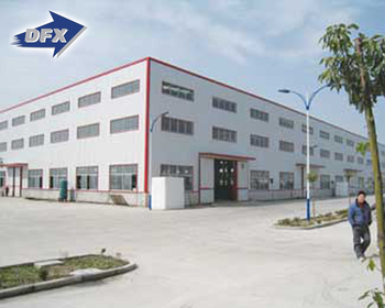 Low Cost Long Span Prefabricated Steel Structure Warehouse Building