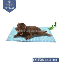 pet cooling mat for summer sleeping