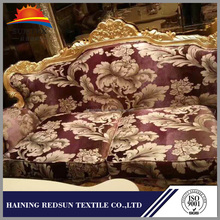 New Design Holland, Italien Wax Velvet Sofa Fabric with Flower Printing