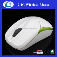 3D Nano receiver 2.4ghz wireless mini optical mouse