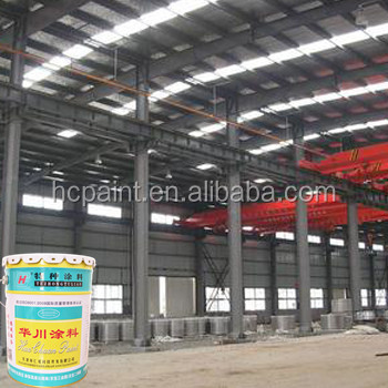 Hot sale thick layered epoxy zinc phosphate anticorrosive primer