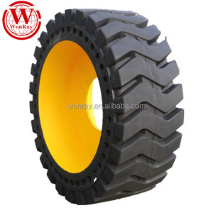 low price 23.5-25 17.5-25 snow solid tires for front wheel loaders with quality warranty