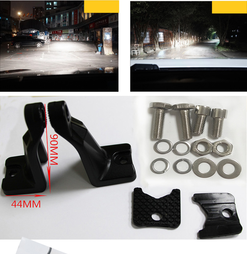 ip68 waterproof truck led driving light
