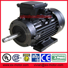 small powerful electric motor for circular saw