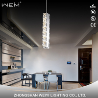 Modern Ceiling Decorative Crystal Pendant Light