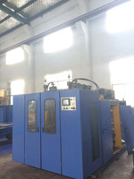 HDPE LDPE LLDPE PP extrusion blow molding machine price