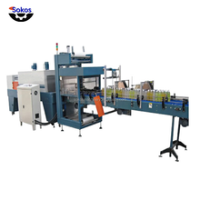 Heat Shrink Packaging Machine Series PVC POF PP Shrink Packaging Machine/ transparent plastic film shrink wrapping machine