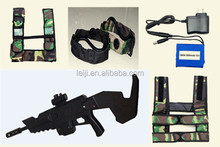 2015 New Laser Tag Gun for adult shooting games of The Long Range Laser Blaster Set