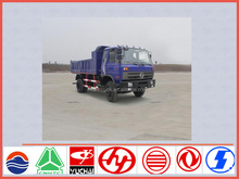 China tipper truck supplier for new model dongfeng 6 wheel dump truck 8 ton sale in uae