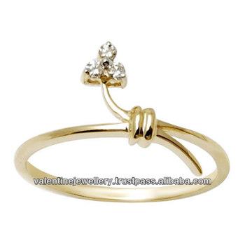 9 carat gold rings wholesale cheap gold rings manufacturer
