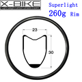In stock fixed gear good product bike 30mm superlight rims,chinese carbon rims
