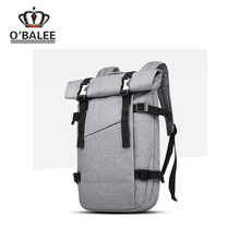 Direct factory manufacturer 8848 mk minecraft bag cum casual blank multifunctional roll top backpack