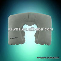 Normal colour with customized logo neck pillow