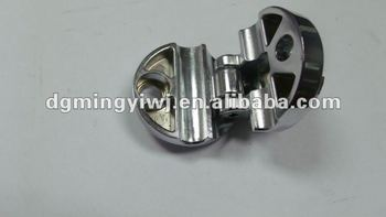 Zinc alloy die casting part fittings Z001 with smooth surface made in China