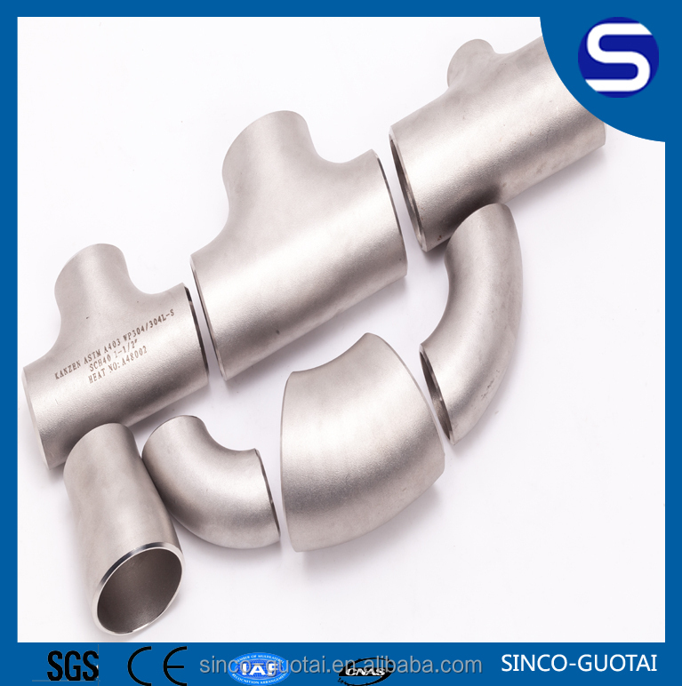 Top quality steel welding pipe fitting 22.5 degree elbow galvanized