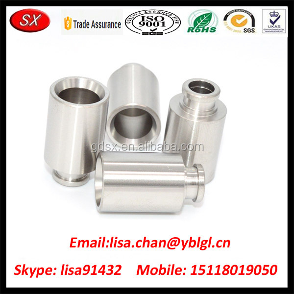 ROHS Passed CNC Lathe Metal Three Wheel Motorbike Parts