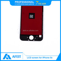 For iphone 5s replacement lcd touch screen digitizer