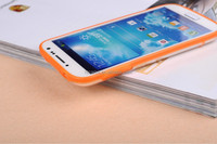 hard PC+TPU Luminous phone Case for Samsung galaxy s4 i9500