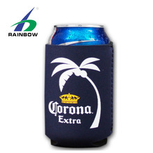 Neoprene can cooler bottle cooler sleeve