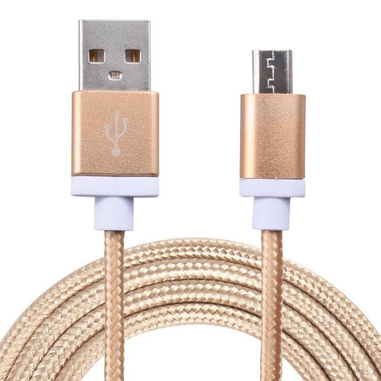 1 M 1.5 M 2 M micro câble de chargeur de données usb pour téléphone portable - ANKUX Tech Co., Ltd