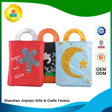 Best selling high quality non woven promotional laminated shopping bag
