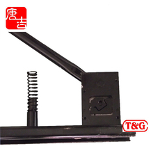 Hot Sale Steel Cutting Tool Manually Small Din Rail Cutter