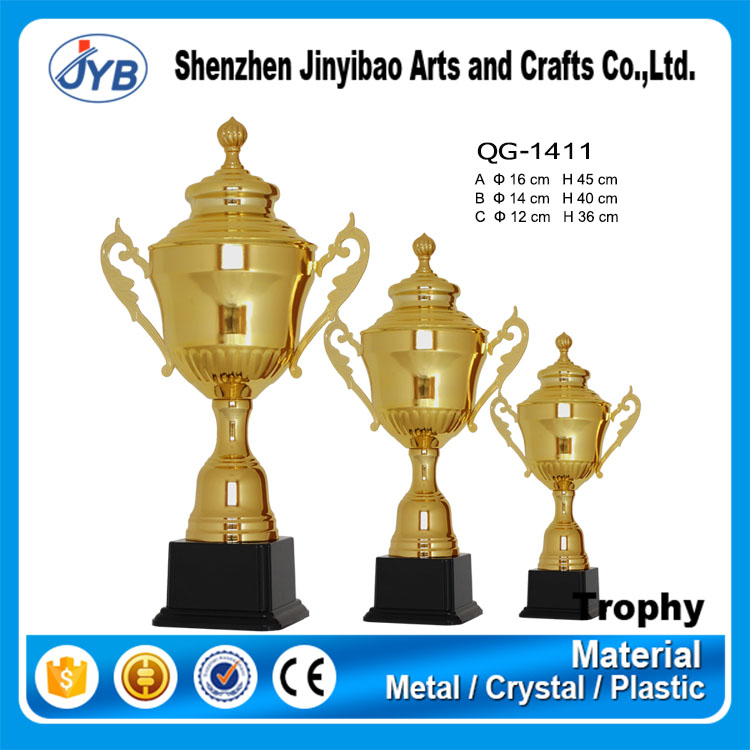 honors gifts custom sports souvenir gift metal trophy for souvenirs