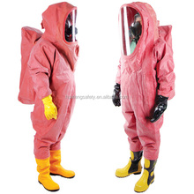 Chloroprene Rubber Omniseal Heavy Duty Positive Pressure Protection Suit