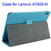 Flip Leather Case for Lenovo A7600-H, Tablet Case for Lenovo A7600-H