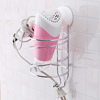1951 SQ hair dryer rack bathroom with suction cup wall mounted hair dryer holder