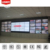Cost effective lcd video wall price with in-built controller,wall mount rack,hdmi DVI VGA splitter