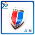 Custom die casting zinc alloy metal badge