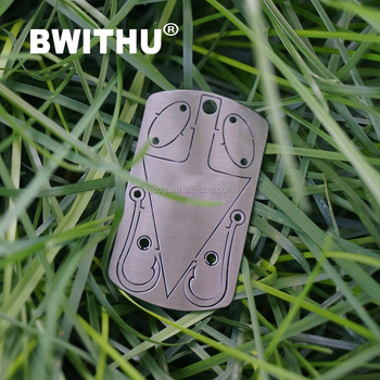 2016 BWITHU Little size hunting tag tool for camping