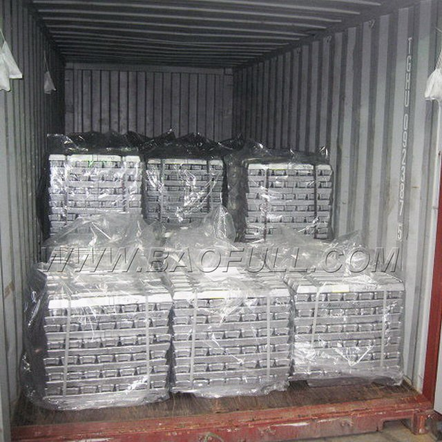 sell factory price Aluminium Alloy Ingot