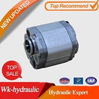 Hydraulic gear oil pump of WK-Hydraulic P/N:WKP1Q0** replace marzocchi