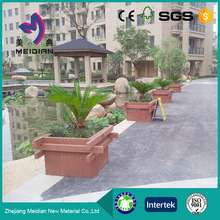 Low maintenance cheap wpc composite decking board material