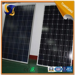 2015 waterproof factory price China land solar panel