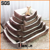 custom wholesale pet large dog beds