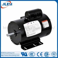 Made in China superior quality Single Phase Roll Steel electric motor 1.5hp 220v