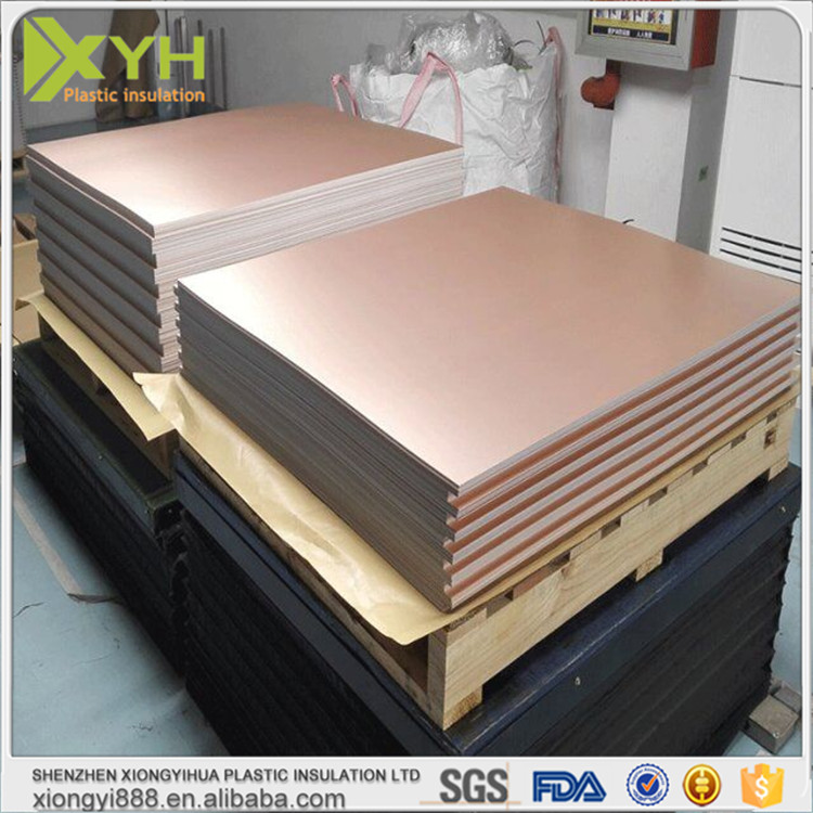 FR4 copper clad double sided pcb board