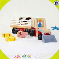 Wholesale Baby Wooden Toy Car Truck